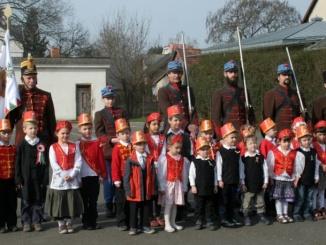 Nemzeti ünnep 2016 - Budai 2. Honvédzászlóalj