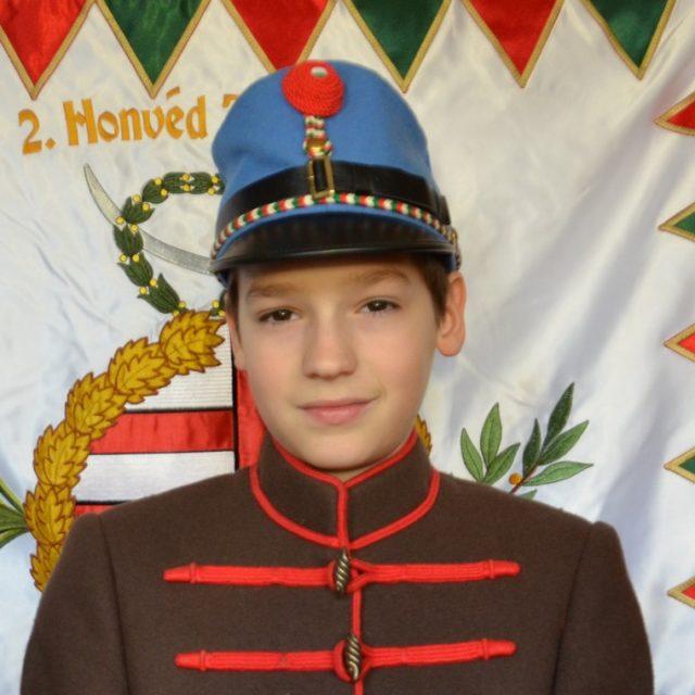 Budai 2-ik Honvédzászlóalj - Berlinger Marcell