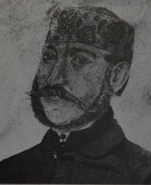 Cserey Ignác honvéd ezredes