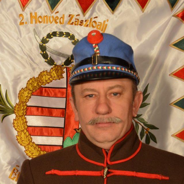 Budai 2-ik Honvédzászlóalj - Kaczur László