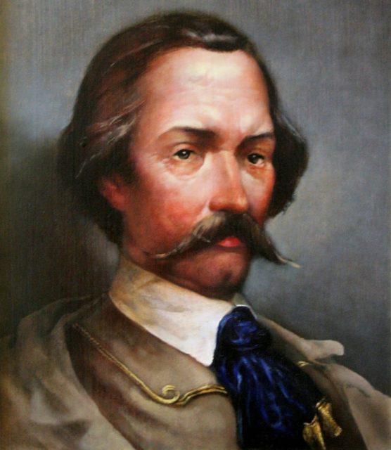 Nagysándor József tábornok 1848.