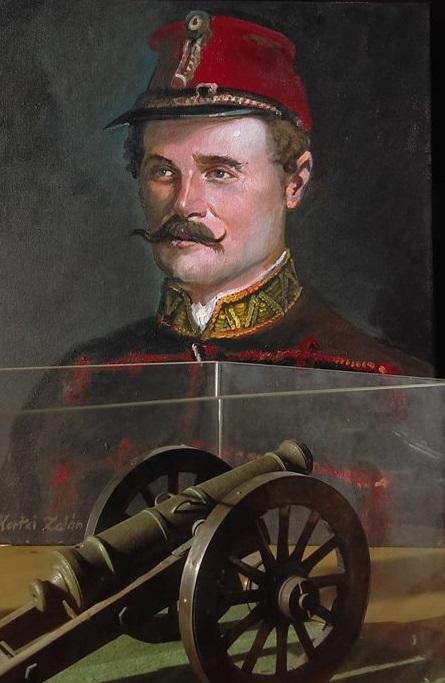 Gábor Áron - Kerta Zalán alkotása