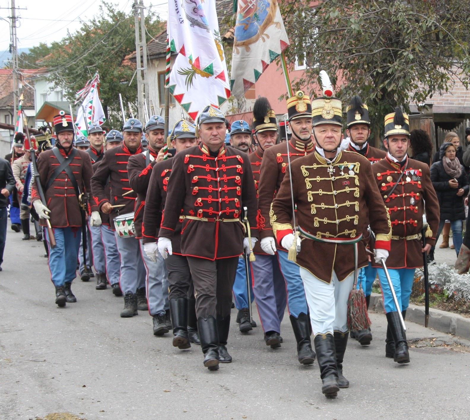 Budai 2. Honvédzászlóalj az őszi hadjáraton
