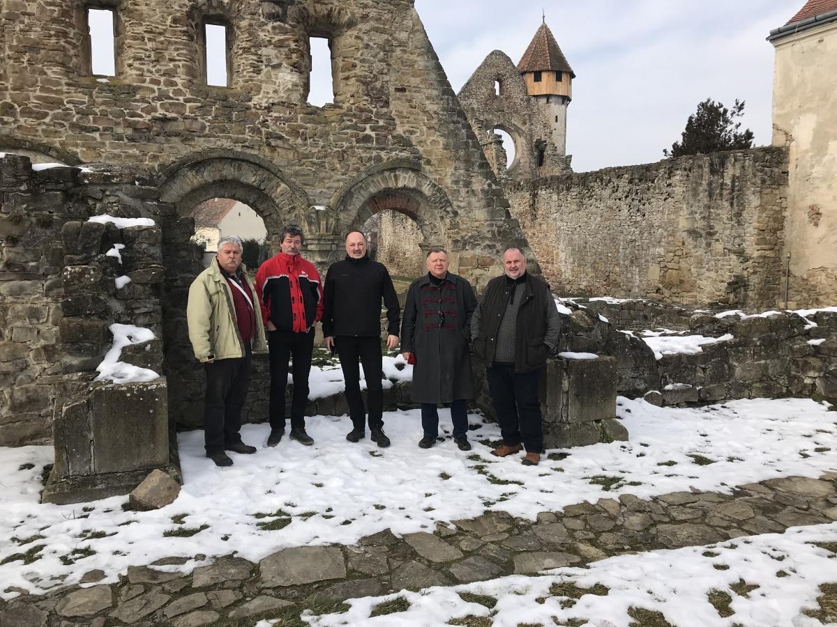 Kercfalvi cisztercita kolostor