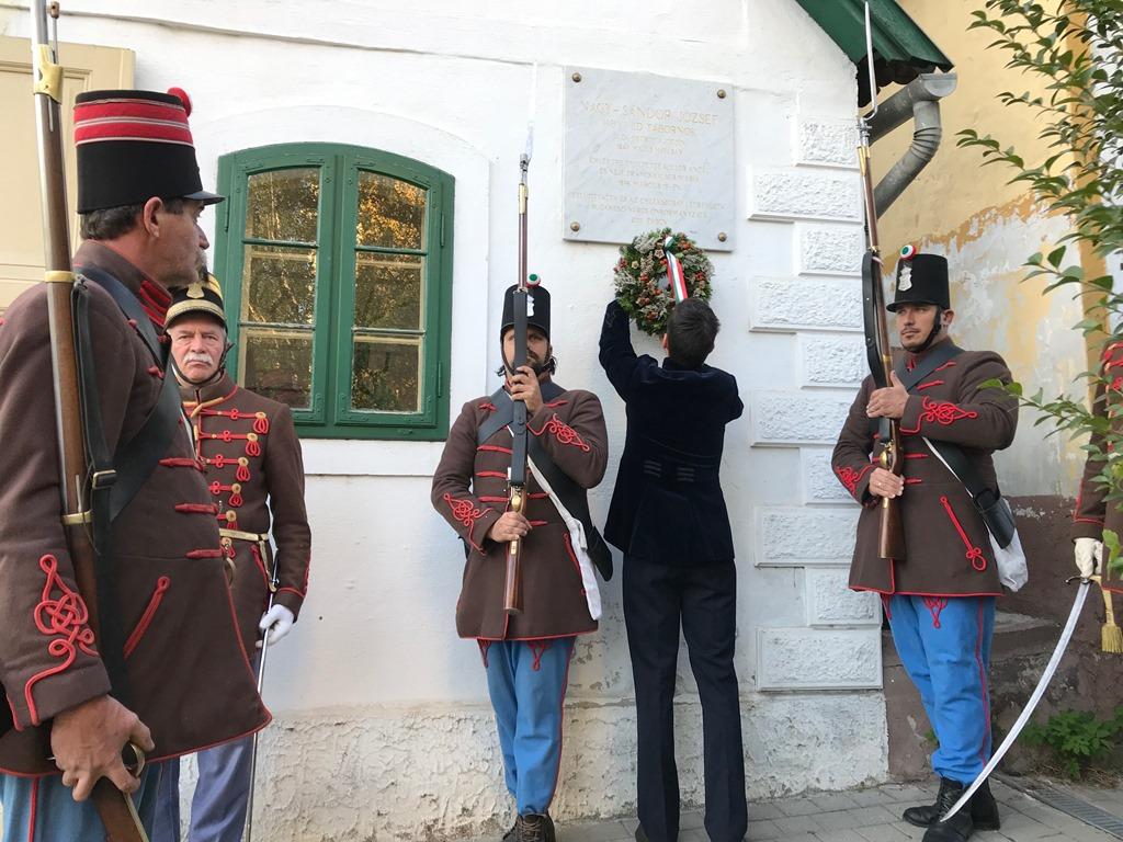 Budakeszi Nagysándor József emlékház - Budai 2. Honvédzászlóalj