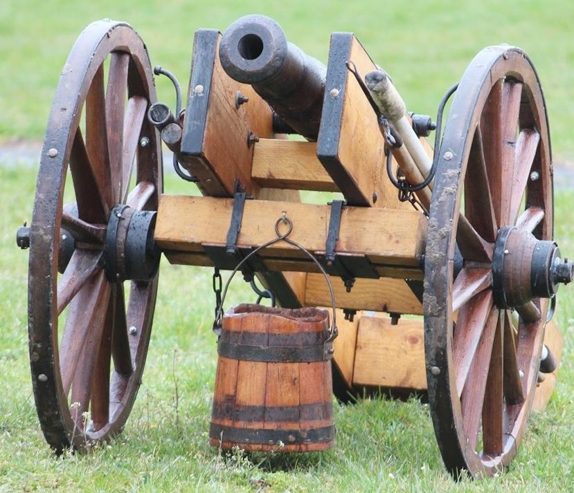 Háromfontos ágyú 1848