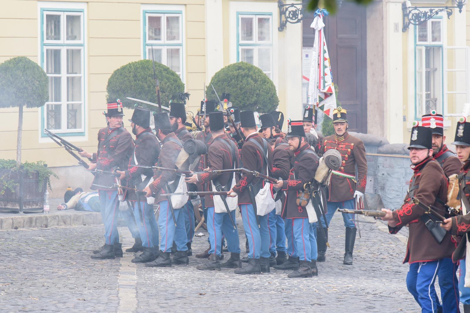 Budavár ostroma - Budai 2. Honvédzászlóalj