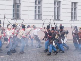 Budavár ostroma - Budai 2. Honvédzászlóalj rohama