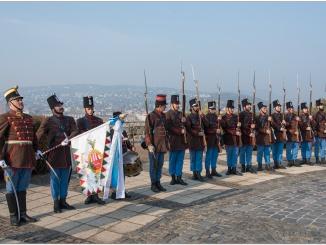 Budavári díszjárőr - Budai 2. Honvédzászlóalj