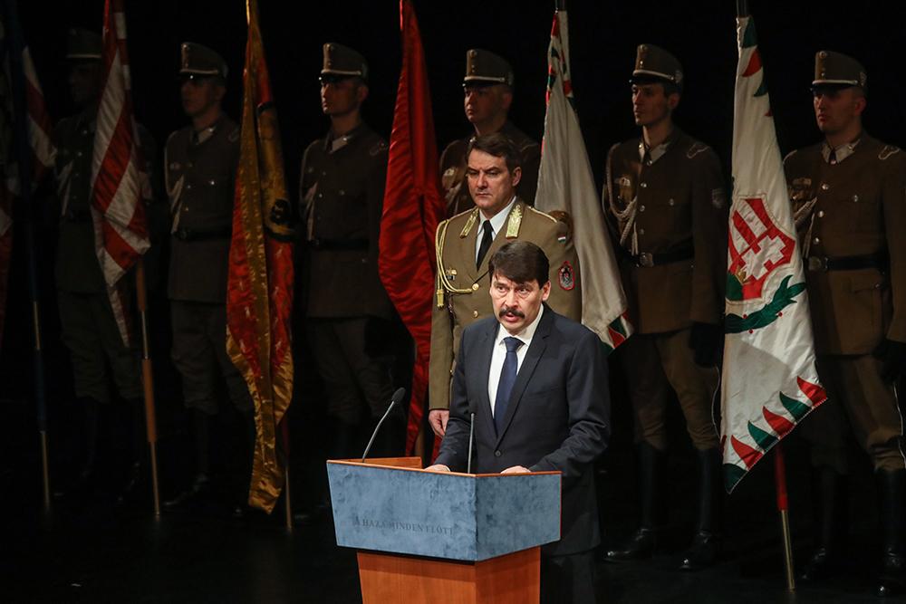 170 éves a magyar honvédség gálaműsor