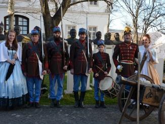 Hadtörténeti Múzeum - Forradalmi Forgatag 2016 - Budai 2. Honvédzászlóalj