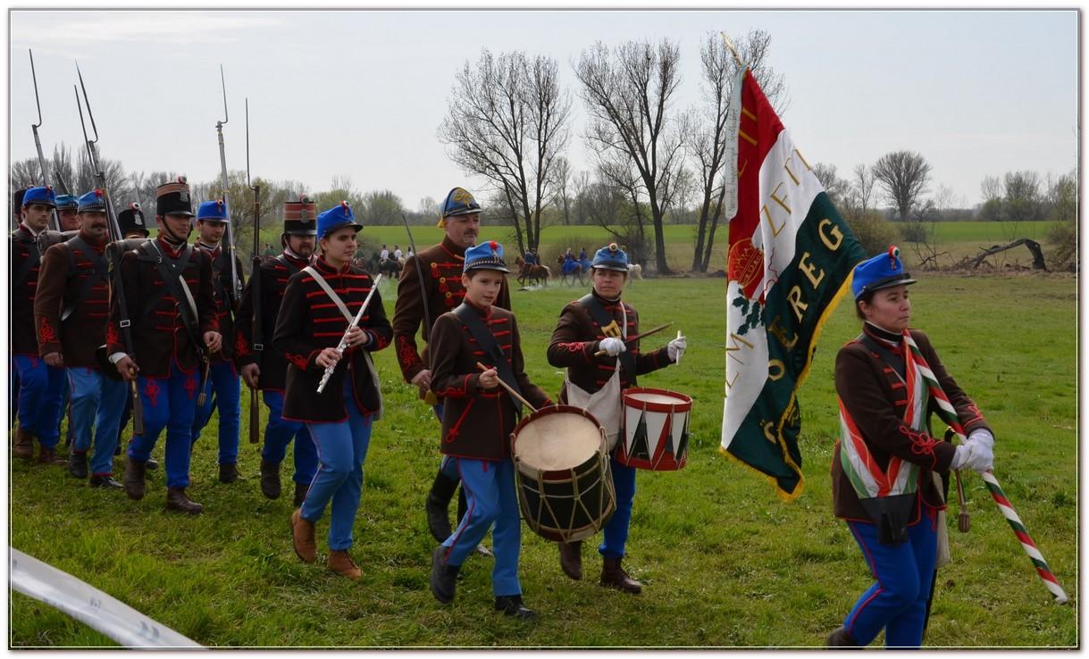 Tavaszi hadjárat 2016 - Budai honvédek