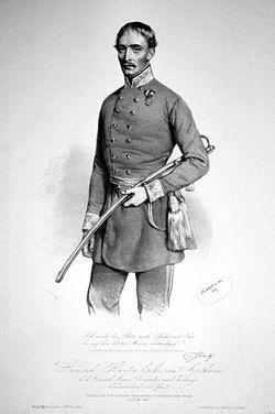 Heinrich Hentzi von Arthurm vezérőrnagy