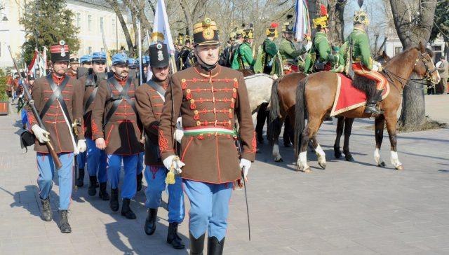 1848. Honvéd gyalogság