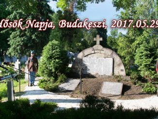 Hősök Napja Budakeszi 2017