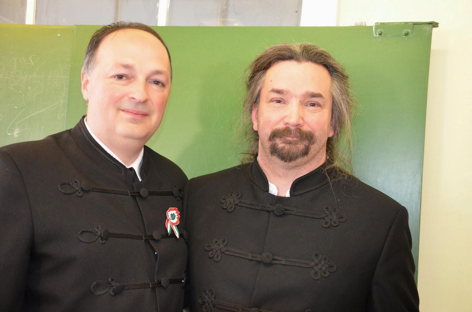 Berlinger Gábor és Máday Norbert