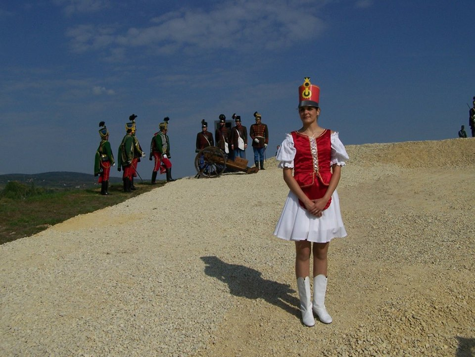 Miskahuszár szoboravató-fotó: Bárány Tibor