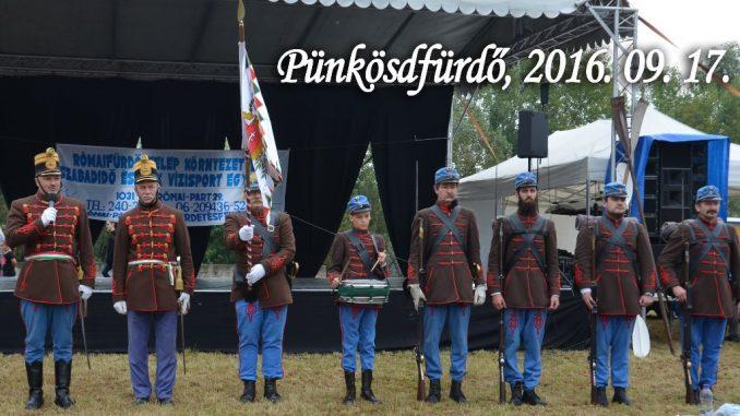 Pünkösdfürdő - Budai 2. Honvédzászlóalj