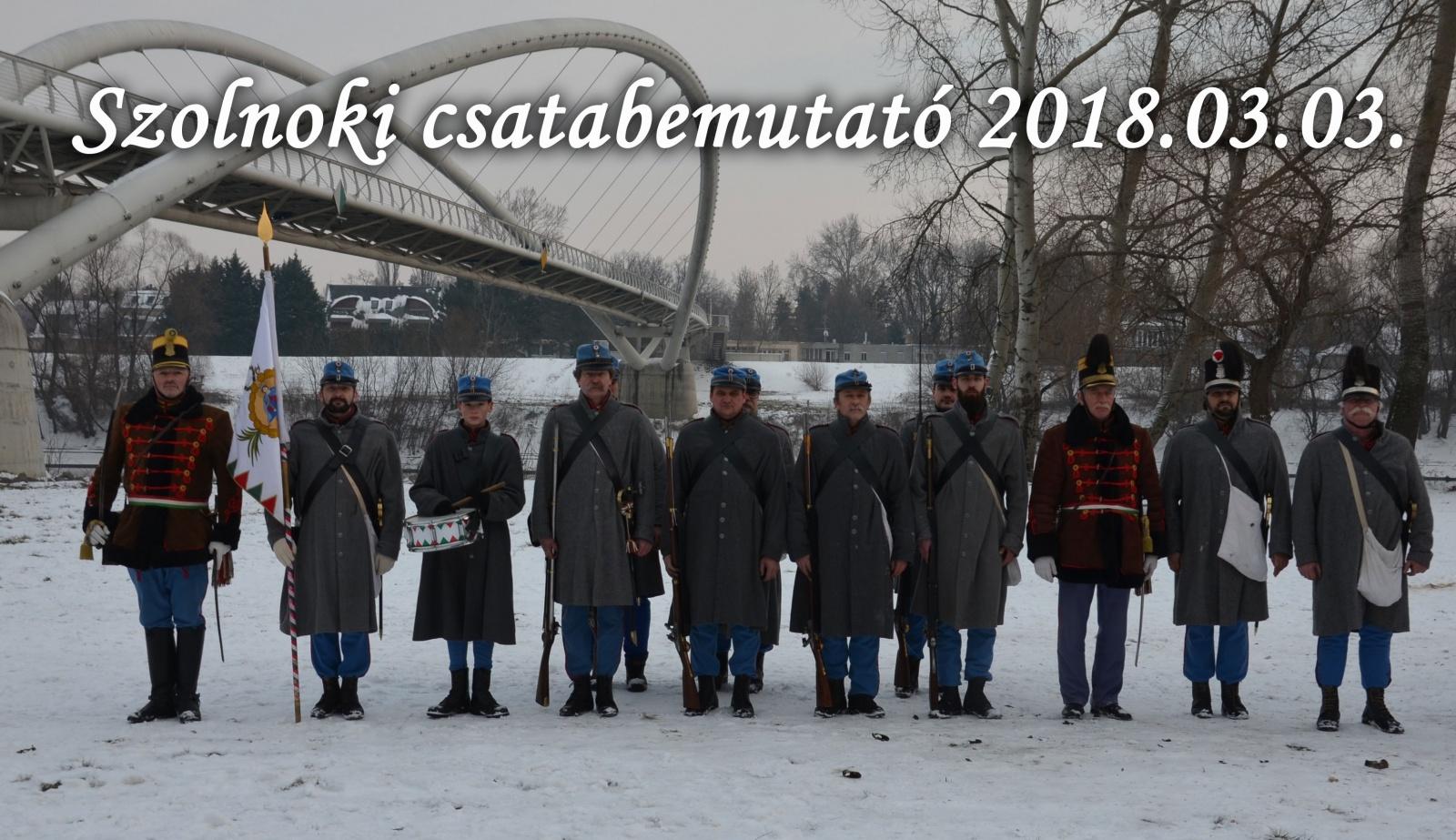 Szolnoki csata 2018