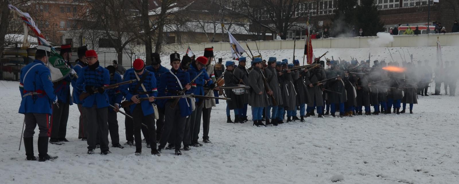 Szolnoki csata 2018.