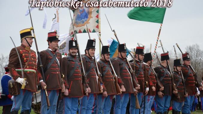 Tápióbicskei csatabemutató