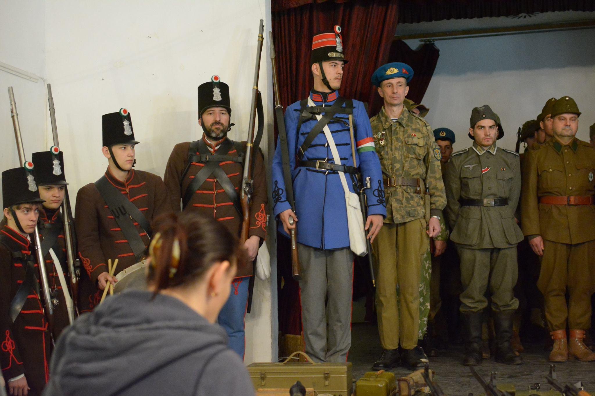 Zsámbéki hadi kulturális találkozó - Budai 2. Honvédzászlóalj