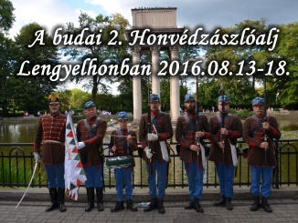 A Budai 2. Honvédzászlóalj Lengyelhonban