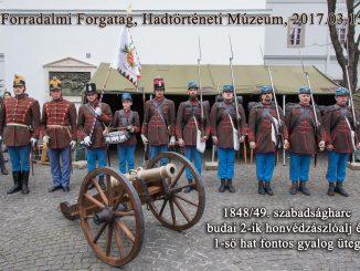 Budai 2. Honvédzászlóalj - Forradalmi Forgatag Hadtörténeti Múzeum