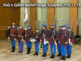 MHKHSZ alaki és küllemi minősítő vizsga - Budai 2. Honvédzászlóalj