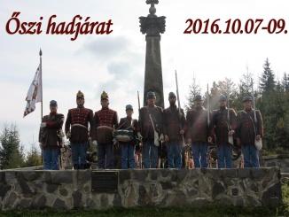 Őszi hadjárat 2016.